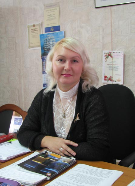 Гаряча Оксана Любомирівна, кандидат економічних наук